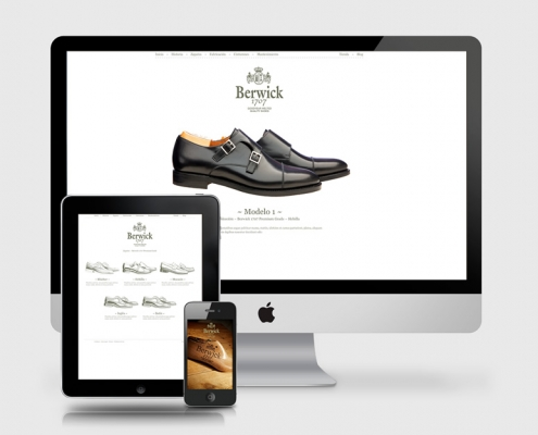 web de berwick 1707 en 3 dispositivos tamaño pequeño