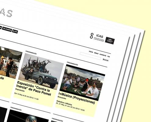 Miniatura de la web de CAS