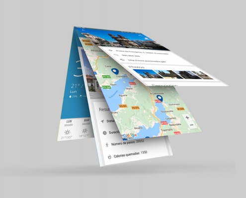 Miniatura de la app de Castelo de Soutomaior