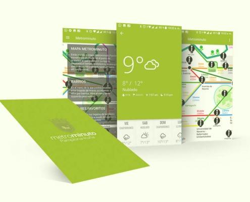 Miniatura de la app de metrominuto