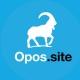 logo de la app Opos site