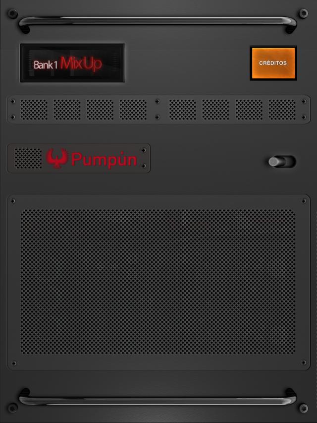 imagen del altavoz de la app soundbox