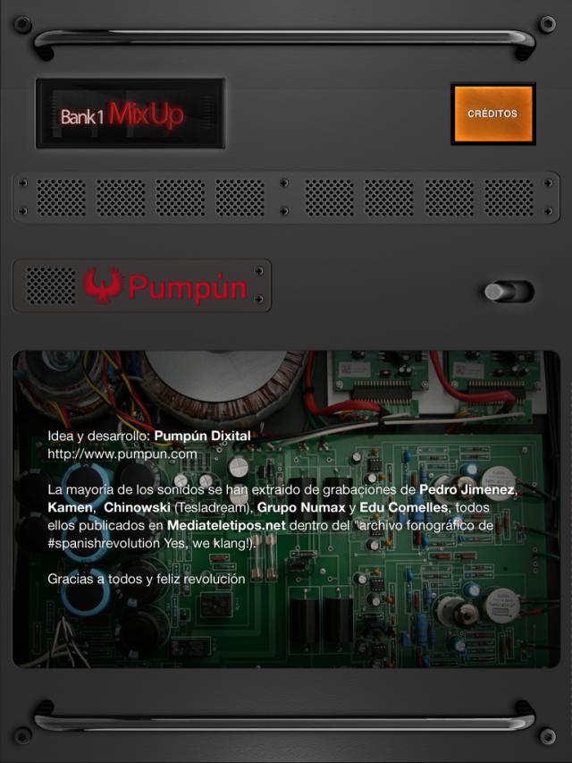 imagen de banco de sonido