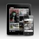 Miniatura de 2 vistas de la aplicación del Reina Sofia en tablet y móvil
