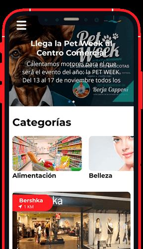 Aplicacion Calixtina en movil 2